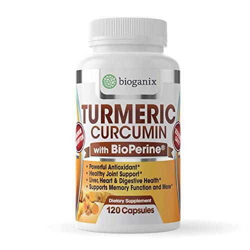 Turmeric Curcumin Supplement with BioPerine