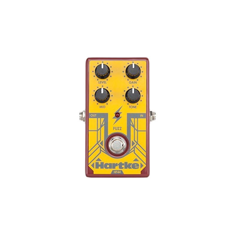 hartke-hf44-bass-fuzz-effects-pedal