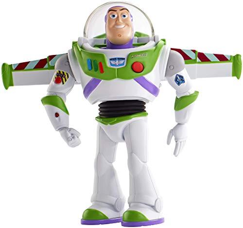 Mattel Disney Toy Story 4-Buzz Lightyear Superguardian Andarin, juguetes ninos +3 anos, multicolor GGH43