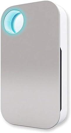 ZHXYY Purificador de Aire Filtro de Aire de formaldehído purificador con LED purificar Cocina Interior baño Aire-Quitar formaldehído/Olor/Polvo filtración de Aire: Amazon.es: Hogar