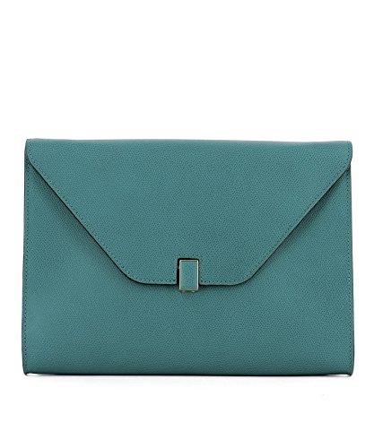 VALEXTRA Pochette Vert femme Green pour PPw7Aq4xr