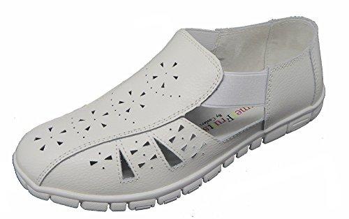 Sandales Coolers Coolers Sandales Blanc Femme Femme Blanc pour pour 1dwxCZq