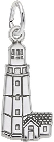 Point Lighthouse Charm - 5