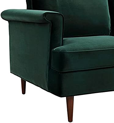 Amazon.com: TOV Muebles Porter Verde Bosque sofá: Kitchen ...