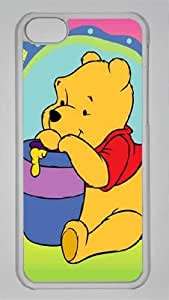 Winnie the Pooh Customizable iphone 5c Case by LZHCASE