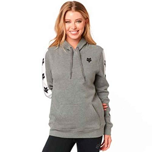 Heather Graphite Grafito Team Pullover Xs Fox Lady Hoodie Brezo qIwXF
