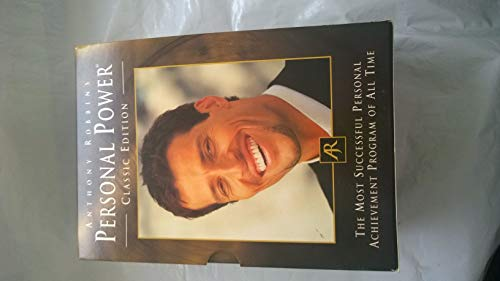 Anthony Robbins Personal Power Classic Edition: The Most Successful Personal Achievement Program of All Time (7 Day Program)