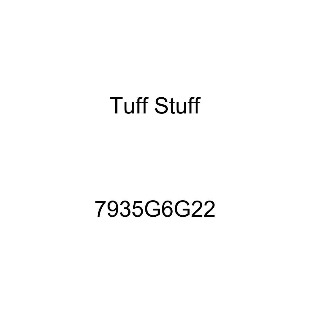 TUFF-STUFF 7935G6G22 GM alternator Bullet Fan and Pulley 160 amp blac