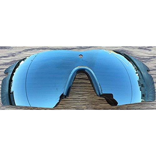 Polarized Replacement lenses For Oakley M Frame 2.0 Black Iridium - Oakley Lens Frame M Clip