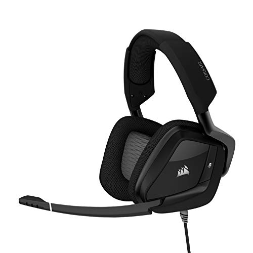CORSAIR VOID PRO RGB USB Gaming Headset - Dolby 7.1 Surround...