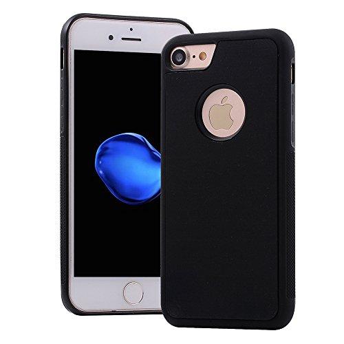 For iPhone 5S/5/SE Case,Hica Anti-gravity Nano Suction Magic