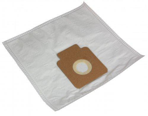 daniplus© 115 - Confezione da 10 sacchetti in microtessuto non tessuto, adatti ad aspirapolvere Hoover H58 H63 H64, TFS 5100 bis 5299, Freespace, Sprint