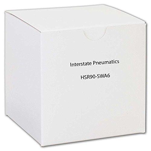 Interstate Pneumatics HSR90-SWA6 3/8 inch NPT Female Brass Swivel Assembly For HSR90 Hose Reel ()