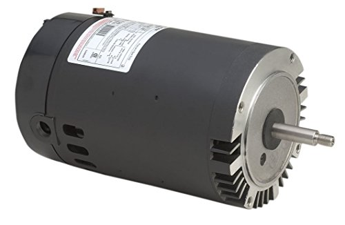 A.O. Smith B228SE 1 HP, 3450 RPM, 1 Speed, 230/115 Volts, 6.0/12.0 (56j Frame)