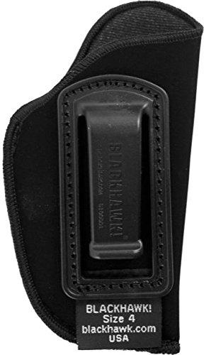 Blackhawk Inside-the-Pant Clip Holster 73IP04BK (Inside Holster Blackhawk Pant)