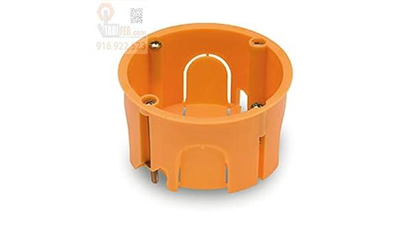 Famatel 3255 - Caja mecanismo simple para pared hueca: Amazon.es ...