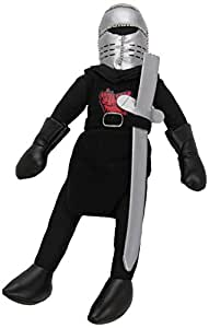 Toy Vault Black Knight Plush Toy