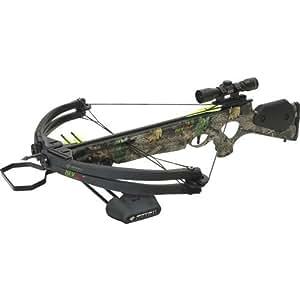 Barnett Revolution AVI Crossbow Package with 4X32 Scope