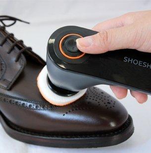 【お手入れ簡単!ピカピカ】靴磨きめんどくさい!簡単、即効、手軽
