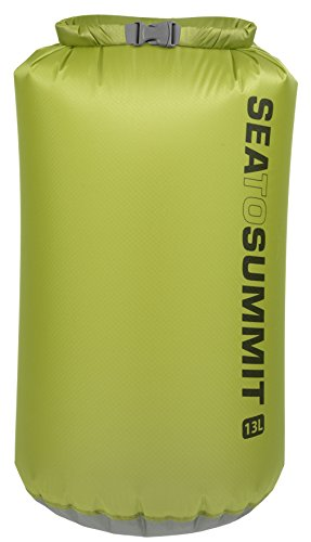 Sea to Summit Ultra-Sil Dry Sack,Kiwi Green,Large-13-Liter (Sea To Summit Dishes compare prices)