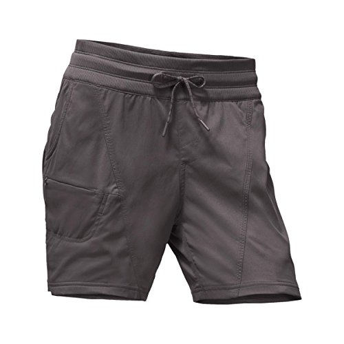 (The North Face Women's Aphrodite 2.0 Short, Graphite Grey, X-Small Long)