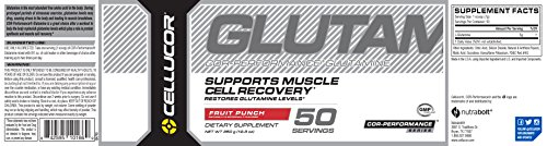 Cellucor, Cor Performance Glutamine Powder