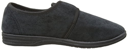 Lotus Mens Lycan Slippers Black (Black) 8445lV