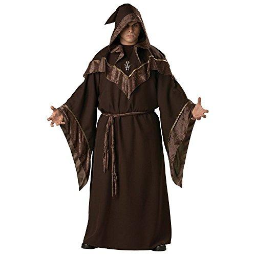 Mystic Sorcerer Adult Costumes (Mystic Sorcerer Adult Costume - XX-Large)