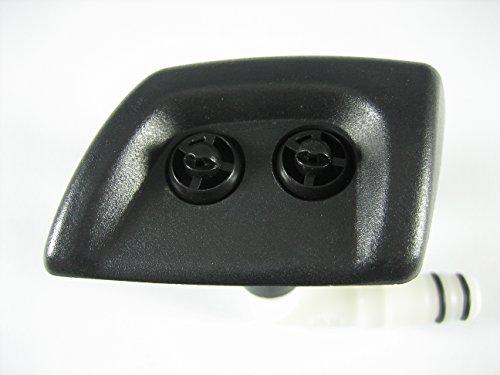 Genuine 2006-2009 Range Rover Sport Driver Left Side Headlamp Washer