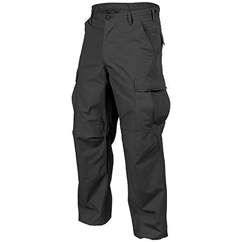 Helikon Genuine BDU Trousers Polycotton Ripstop Black size 3XL Reg