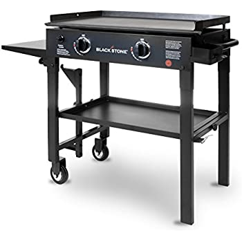 Amazoncom Blackstone 1517 28 inch Outdoor Flat Top Gas Grill