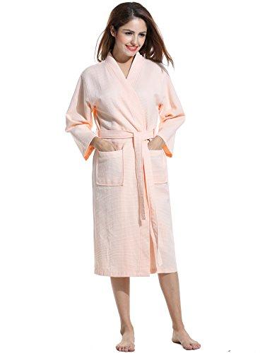 Plus Size Stretch Robe - 7