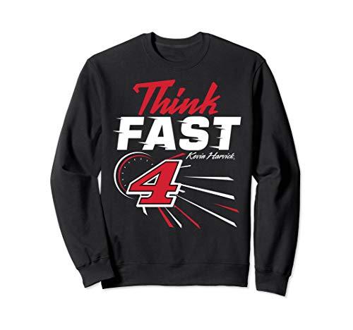 Kevin Harvick Think Fast Sweatshirt - Apparel