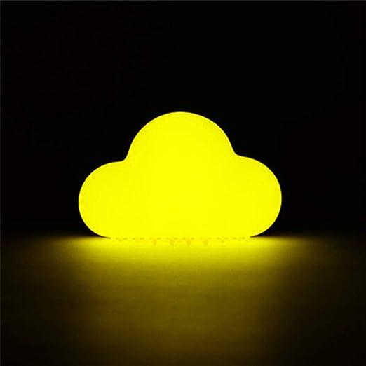 PDDXBB Luz Nocturna Inalámbrica Led Lámparas De Pared En La Nube ...