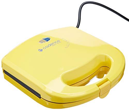 Sanduicheira Minigrill Cadence SAN234 127 Amarelo