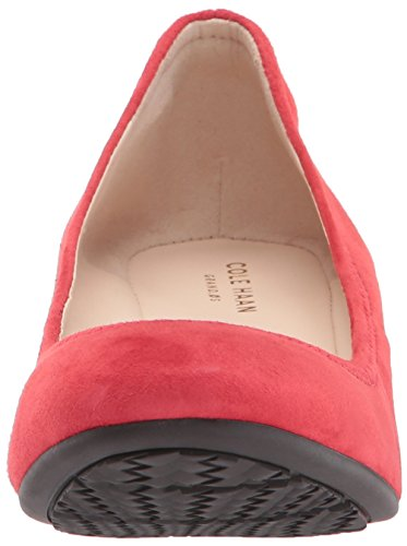Pump Wedge Cole Women's Tango Red Haan Sadie 40MM tzzBpqx
