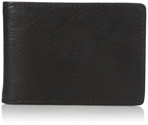 Dopp Men's Alpha RFID Blocking Front Pocket Slimfold Slim Wallet, Black, One Size (Dopp Rfid Black Ops Front Pocket Slimfold Wallet)