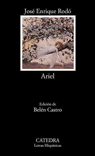 Ariel (Letras Hispanicas / Hispanic Writings) (Spanish Edition)