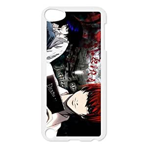 ipod 5 phone cases White Death Note fashion cell phone cases YEDS9186459