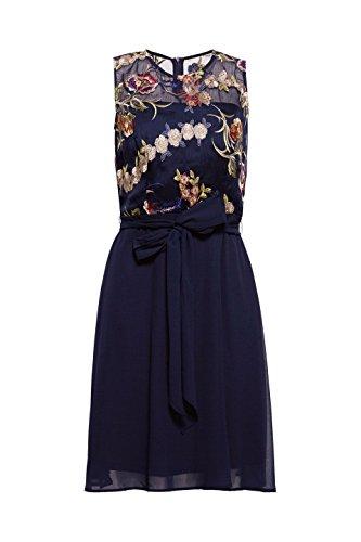 ESPRIT de Soire 400 Femme Robe Navy Collection Bleu OUaqU7w