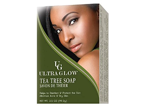 (Ultra Glow Tea Tree Soap, 3.5 Ounce)