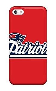 HpZErGq1443FAceV DanRobertse New England Patriots Durable Iphone 5/5s Tpu Flexible Soft Case(3D PC Soft Case)