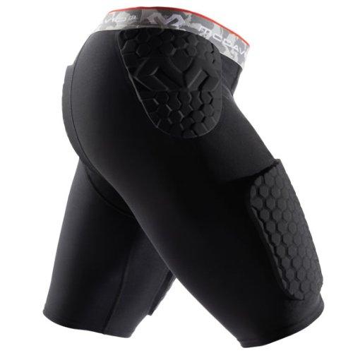 mcdavid-youth-hex-thudd-shorts-black-medium