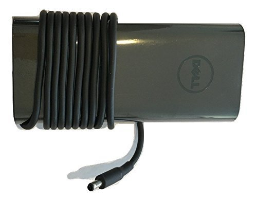 Dell Slim Power Adapter 332-1829 130W compatible with - Power Cord For Dell Laptops