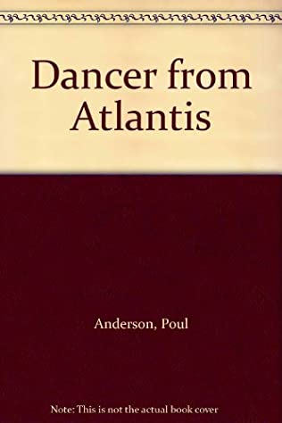 book cover of The Dancer from Atlantis