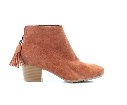 Kenneth Cole Reaction PIL Age Womens Boots Rust Size 5 M hlYL3UPG