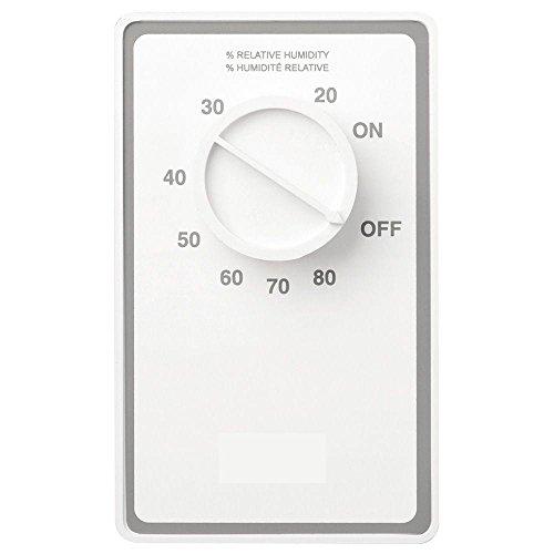 Dehumidistat 24V/120V Bath fan control ()