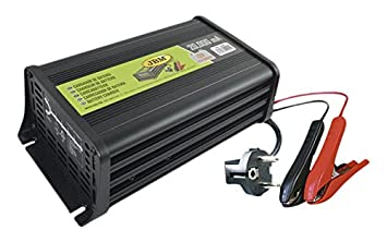 JBM 52290 Cargador de batería, 50-140 Ah: Amazon.es: Coche y ...
