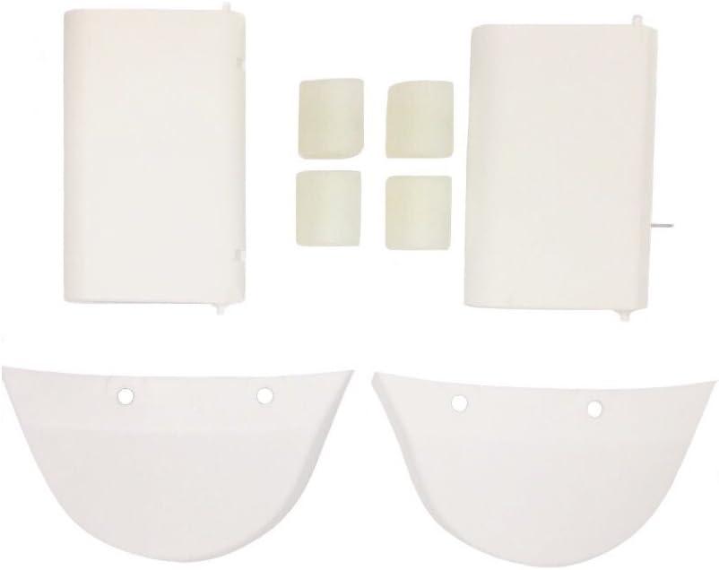 Aftermarket Wing, Flap and Shoe Kit Parts For Hayward Navigator Pool Vac