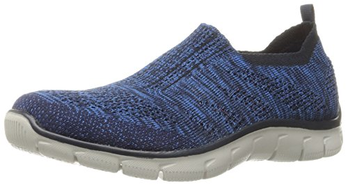 Skechers Sport Damen Empire Inside Look Fashion Sneaker Navy blau